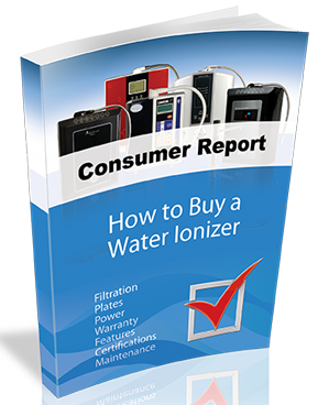 Water Ionzer Buyer's Guide