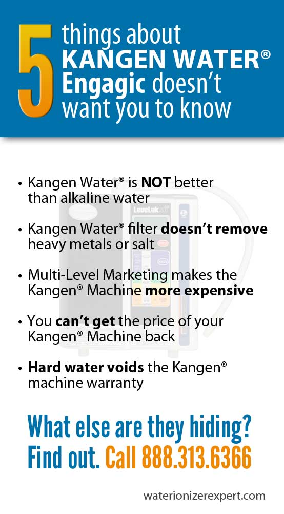5 Facts About Kangen Water Enagic Won T Tell You Reviews